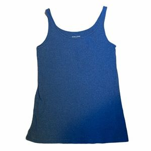 Eileen fisher tank top blue small
